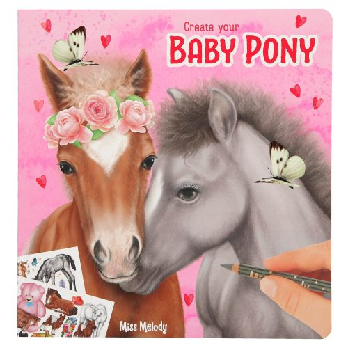 Miss Meldoy Create your baby pony