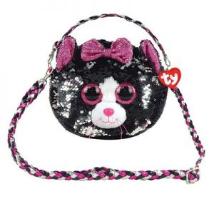 Ty Fashion Schoudertas Kiki Cat 20cm