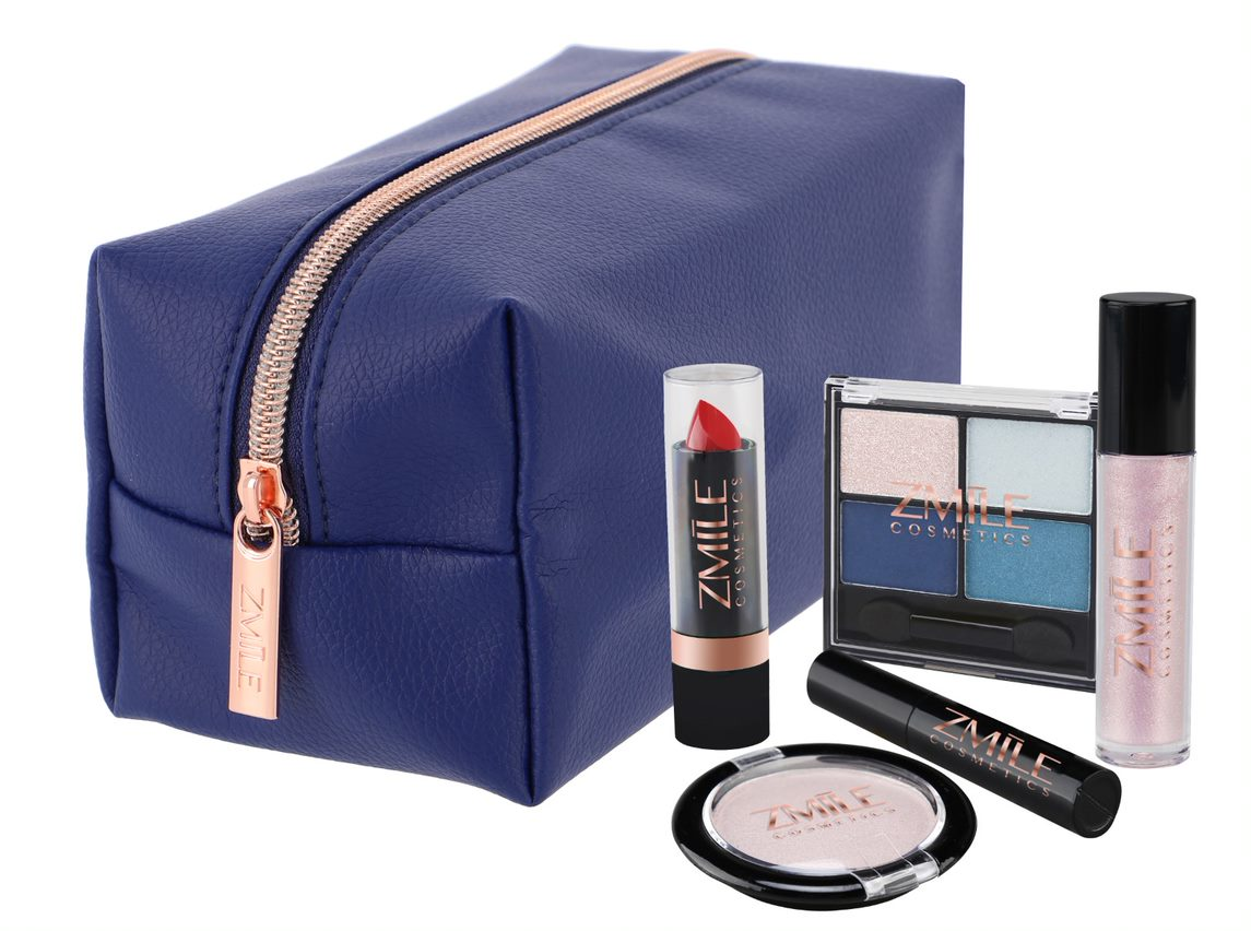 beautybag blue