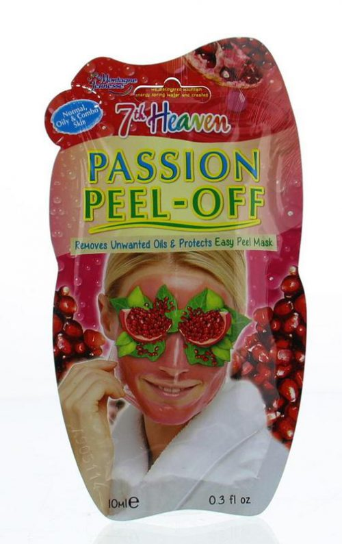 7th Heaven Passion Peel-off Face Masque