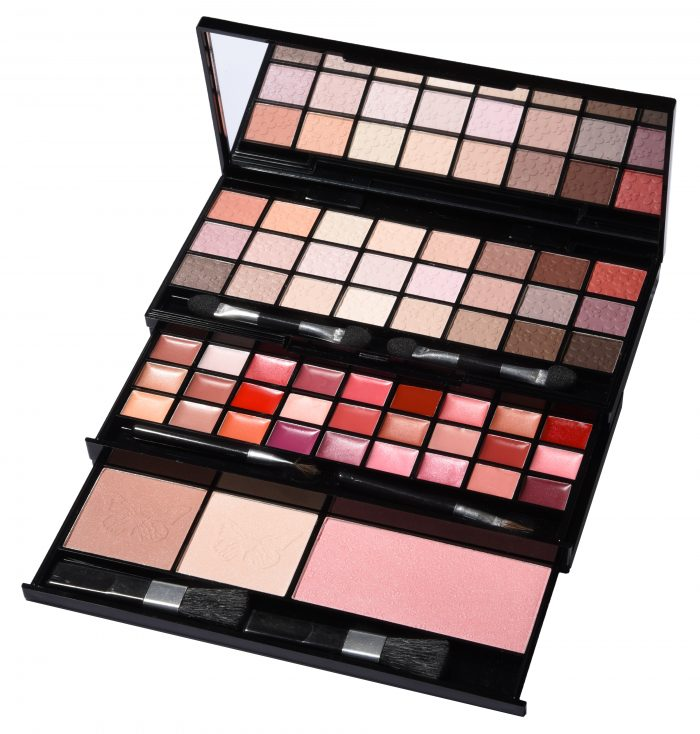 Briconti make-up doos Upstairs II Rosegold