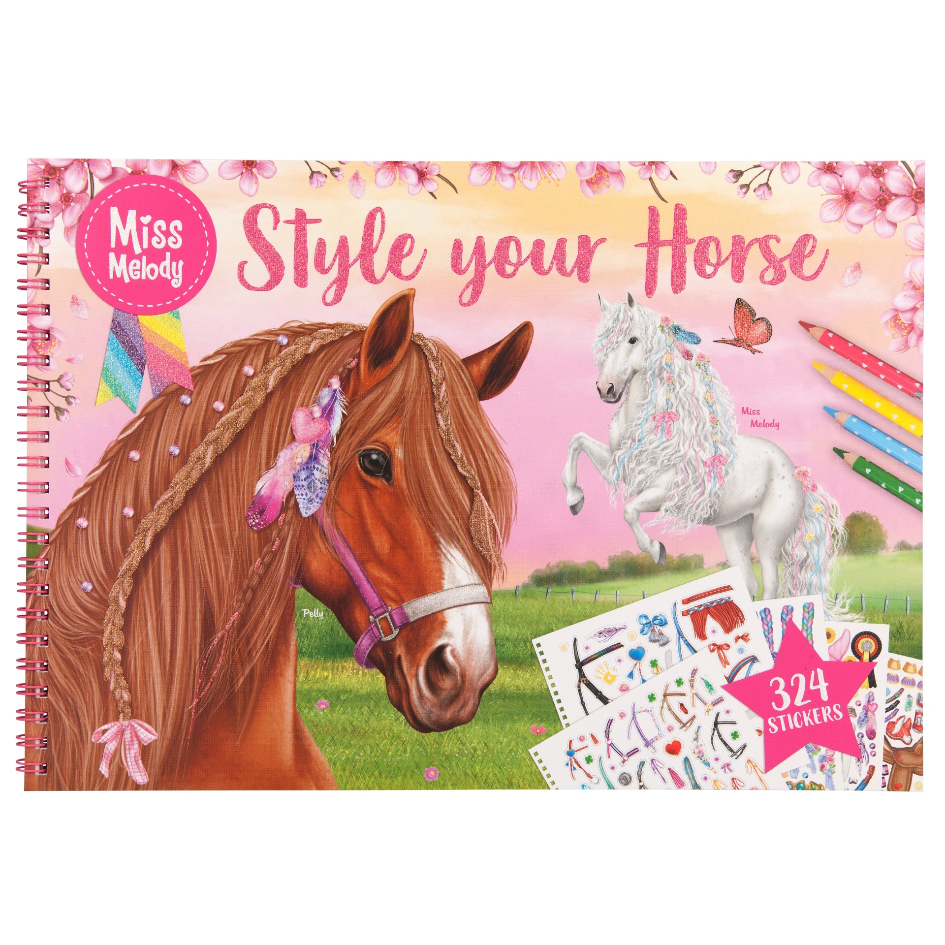 Miss Melody Style your horse