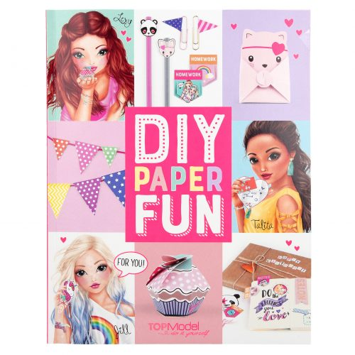 TOPModel DIY Paper FUN