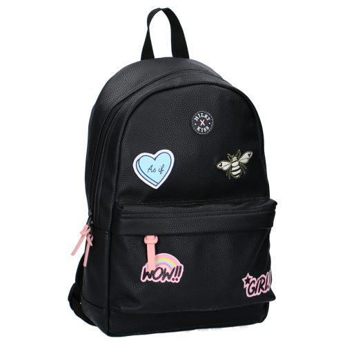 Milky Kiss Patch Pefect Black